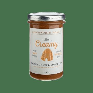 BCCHHAJAR325 Beechworth-Honey-Bee-Creamy-_-Chocolate-Jar