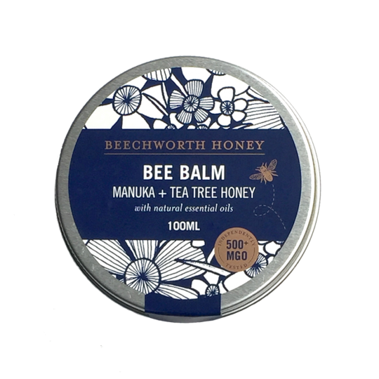 BMTT - Bee Balm with Manuka & Tea Tree Honey