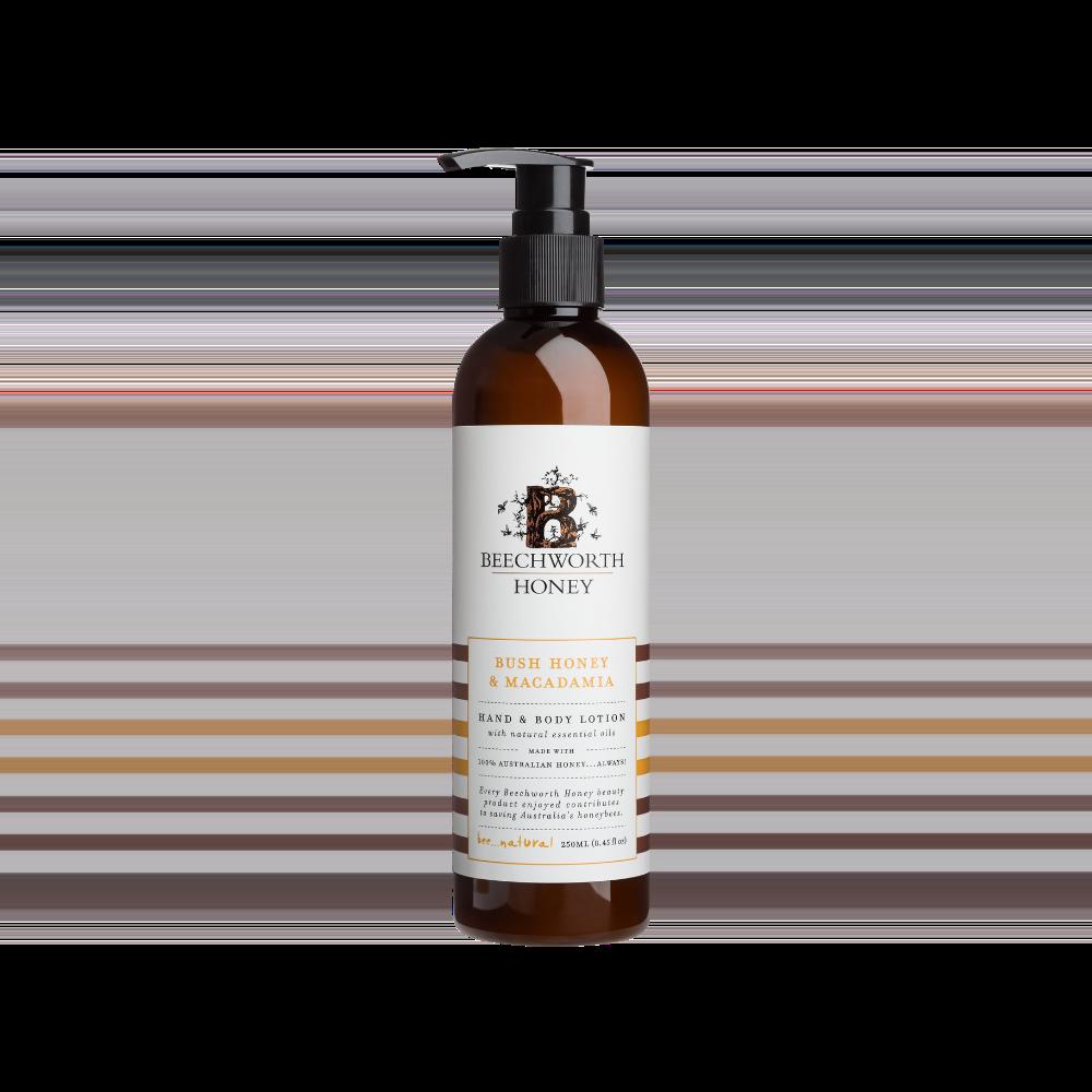 HBLBUM - Bush Honey & Macadamia Hand & Body Lotion