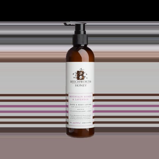 HBLMOL - Mountain Honey & Lavender Hand & Body Lotion