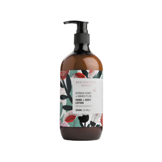 HBLOUK - Outback Honey & Kakadu Plum Hand & Body Lotion