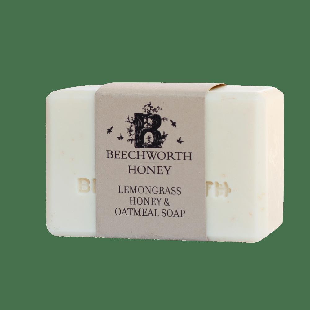SLHOL - Lemongrass, Honey & Oatmeal Soap