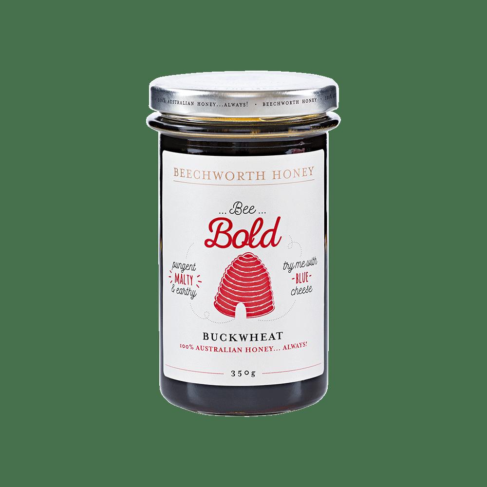 BBBUCKJAR350_Bee-Bold-Buckwheat-Honey-Jar---LE