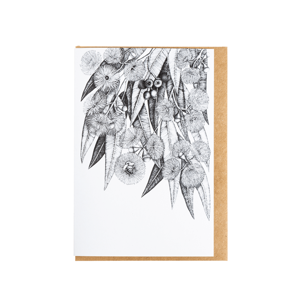 CARDSPGM-Greeting-Card-Spotted-Gum