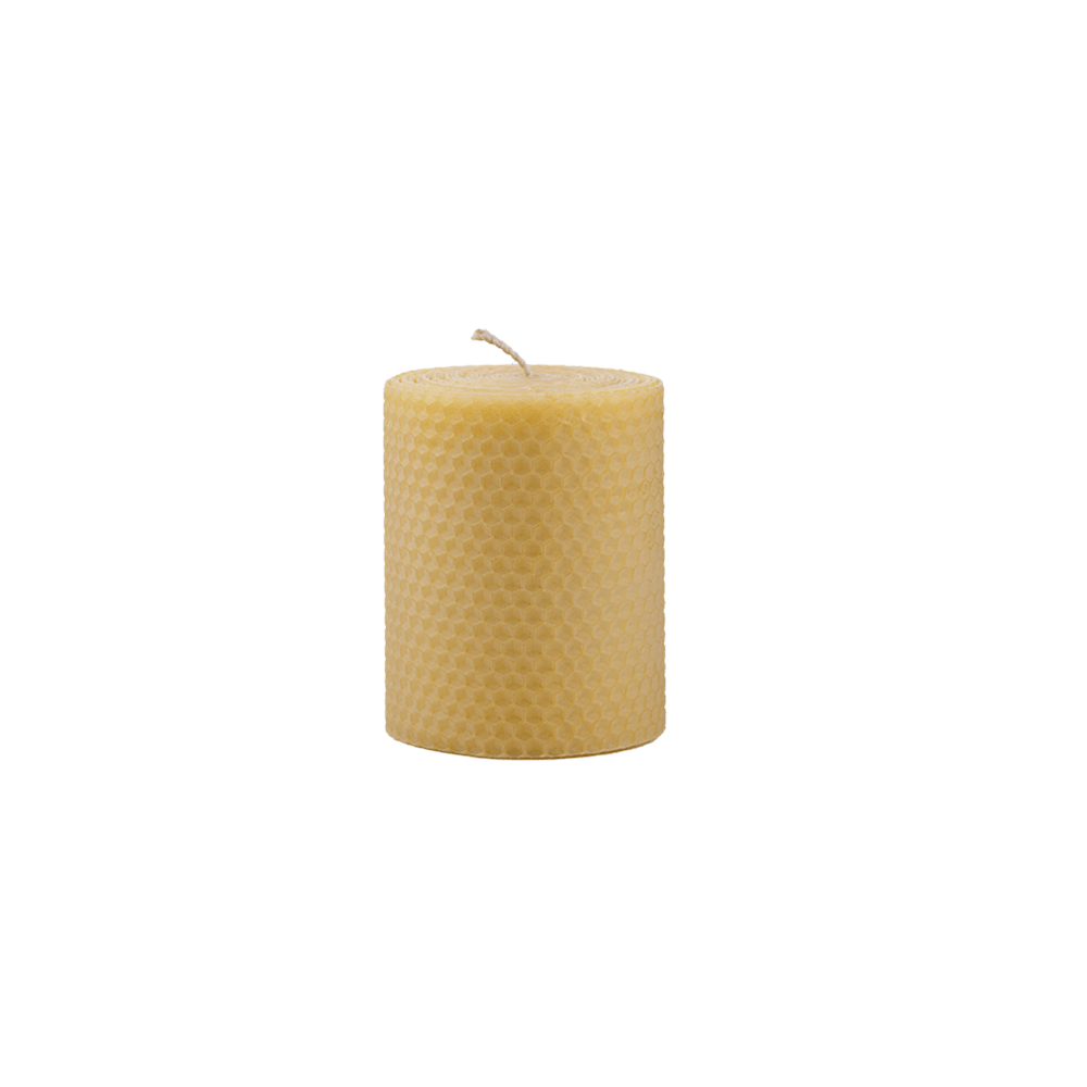 CR8S---Rolled-Beeswax-Candle-Small-10cm-x-8cm
