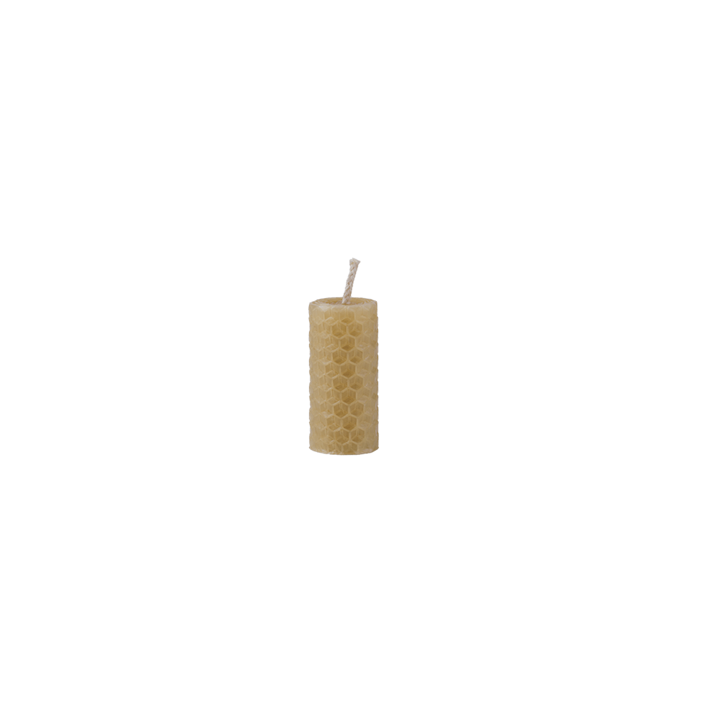 CRM---Rolled-Beeswax-Candle-Mini-5cm-x-2.5cm