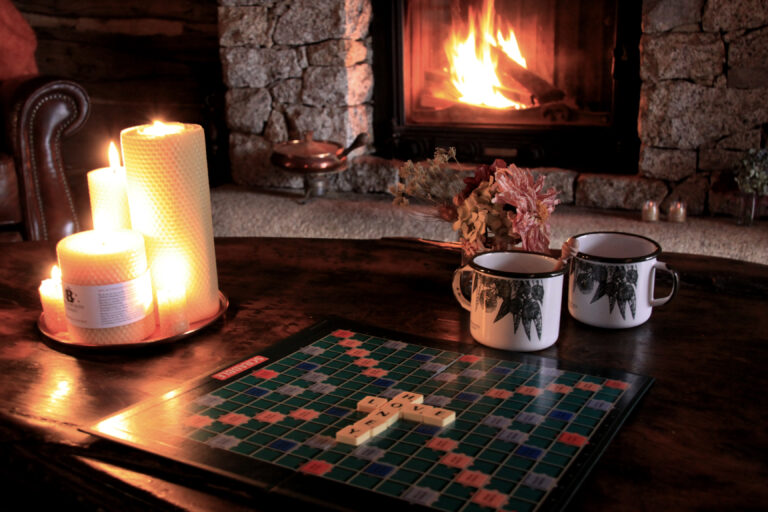 candle fire boardgames